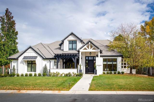 43 Covington Court, Cherry Hills Village, CO 80113 (#1940165) :: Mile High Luxury Real Estate