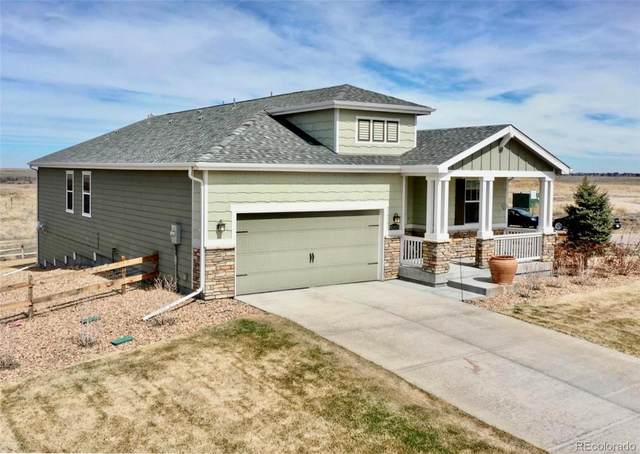 42425 Forest Oaks Drive, Elizabeth, CO 80107 (#1940222) :: My Home Team