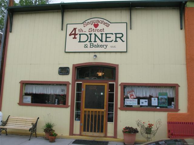 411 4th Street, Saguache, CO 81149 (MLS #1940296) :: 8z Real Estate