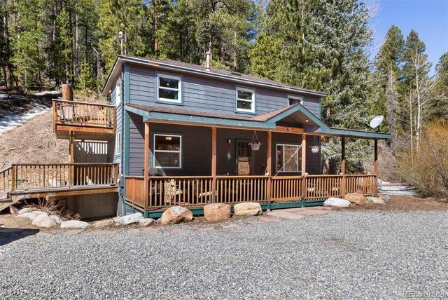 31390 Highway 72, Golden, CO 80403 (MLS #1940459) :: Bliss Realty Group
