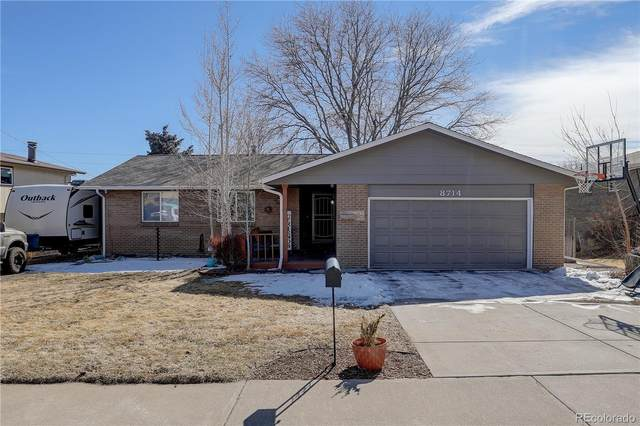 8714 W 66th Circle, Arvada, CO 80004 (#1940903) :: The DeGrood Team