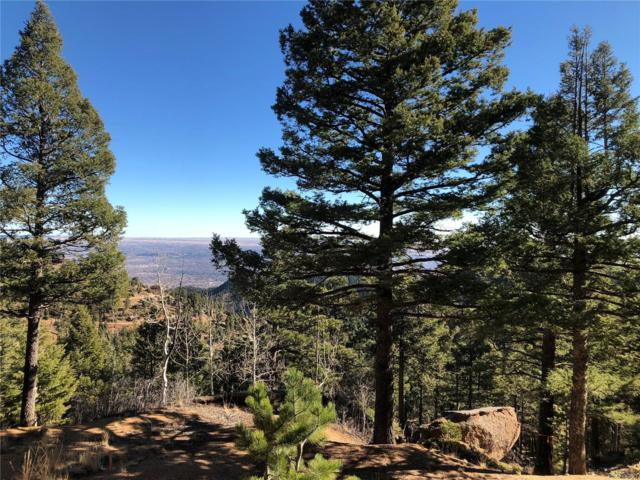 000 Ponderosa View, Manitou Springs, CO 80829 (MLS #1940922) :: Kittle Real Estate