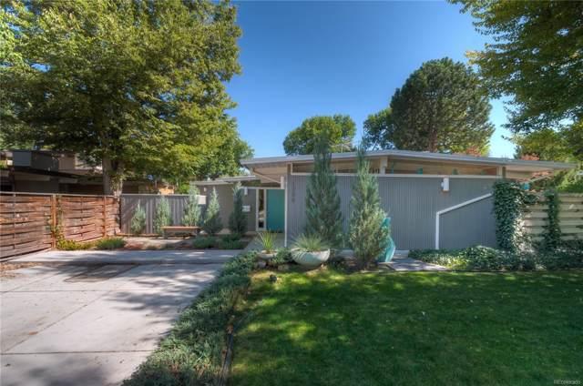 1388 S Fairfax Street, Denver, CO 80222 (#1941595) :: The Heyl Group at Keller Williams