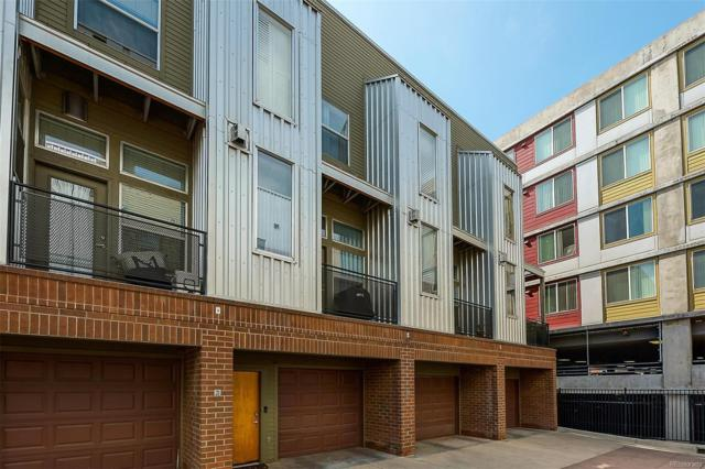2680 Blake Street #23, Denver, CO 80205 (#1942142) :: 5281 Exclusive Homes Realty