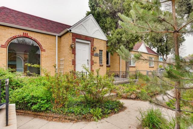 1418 Xavier Street, Denver, CO 80204 (MLS #1942388) :: 8z Real Estate