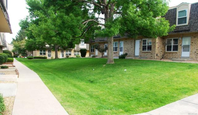 1478 S Pierson Street #83, Lakewood, CO 80232 (#1942485) :: Sellstate Realty Pros