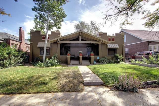 1020 Adams Street, Denver, CO 80206 (MLS #1942734) :: Keller Williams Realty