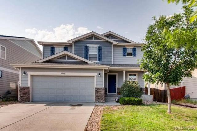 5505 Laredo Street, Denver, CO 80239 (#1942779) :: The DeGrood Team