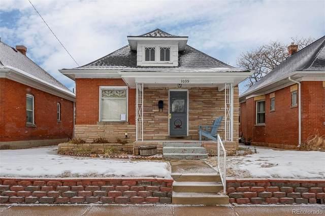 1035 S Pennsylvania Street, Denver, CO 80209 (#1943366) :: The Brokerage Group