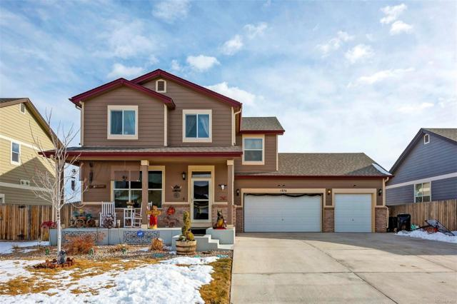 1876 Basil Street, Strasburg, CO 80136 (MLS #1943463) :: The Biller Ringenberg Group