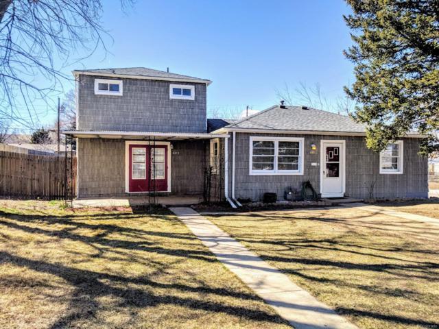 401 S Pierson Street, Lakewood, CO 80226 (#1943804) :: Wisdom Real Estate