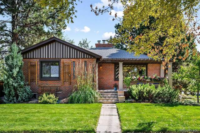 2900 Cherry Street, Denver, CO 80207 (MLS #1944228) :: 8z Real Estate