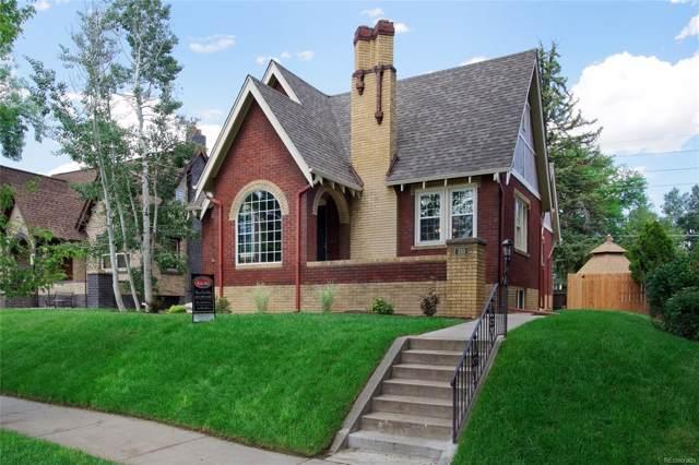 310 S Race Street, Denver, CO 80209 (#1944293) :: Berkshire Hathaway Elevated Living Real Estate