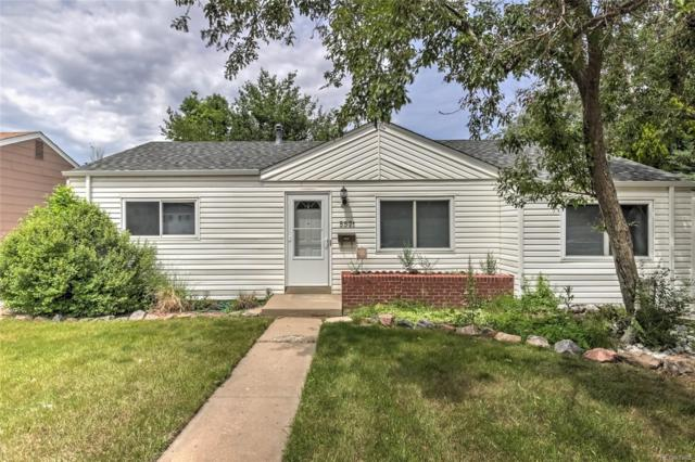 5571 E Hampden Avenue, Denver, CO 80222 (#1944299) :: House Hunters Colorado