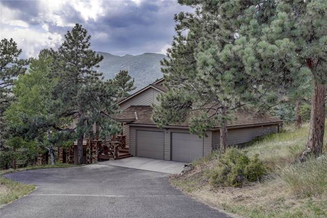 30762 Eldora Court, Evergreen, CO 80439 (#1944313) :: The Heyl Group at Keller Williams