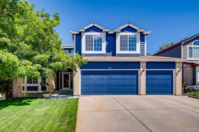 401 Bexley Court, Highlands Ranch, CO 80126 (#1944595) :: The Gilbert Group
