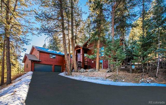 28071 Camel Heights Circle, Evergreen, CO 80439 (MLS #1945658) :: 8z Real Estate