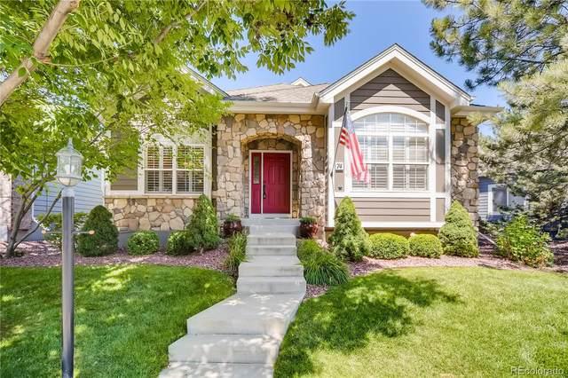 6900 W Grant Ranch Boulevard #74, Littleton, CO 80123 (#1945898) :: Berkshire Hathaway HomeServices Innovative Real Estate