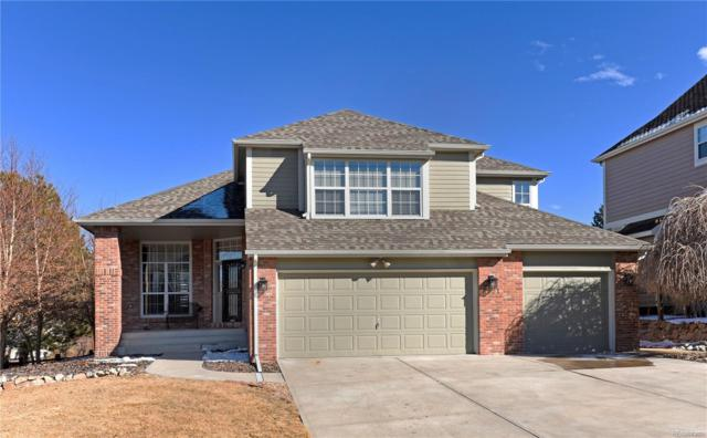 8621 Forrest Drive, Highlands Ranch, CO 80126 (MLS #1945925) :: 8z Real Estate