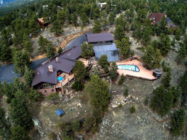 6511 Kilimanjaro Drive, Evergreen, CO 80439 (MLS #1945997) :: Bliss Realty Group