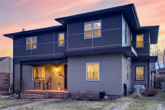 2821 Stuart Street, Denver, CO 80212 (MLS #1946099) :: Wheelhouse Realty