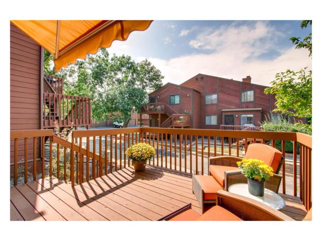 18264 W 58th Place #6, Golden, CO 80403 (MLS #1946484) :: 8z Real Estate