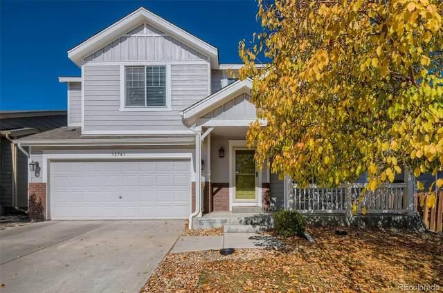 12761 E 105th Avenue, Commerce City, CO 80022 (#1946569) :: iHomes Colorado