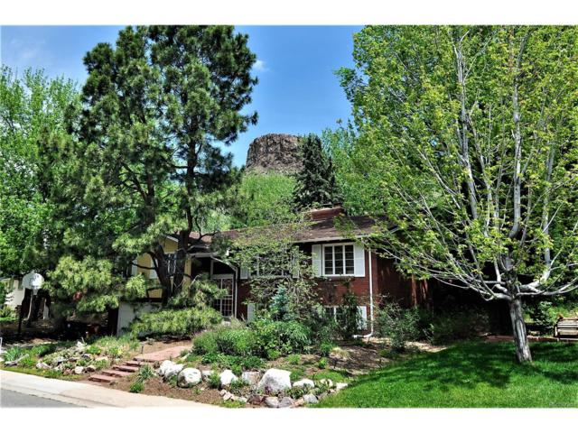 1917 Table Drive, Golden, CO 80401 (MLS #1947011) :: 8z Real Estate
