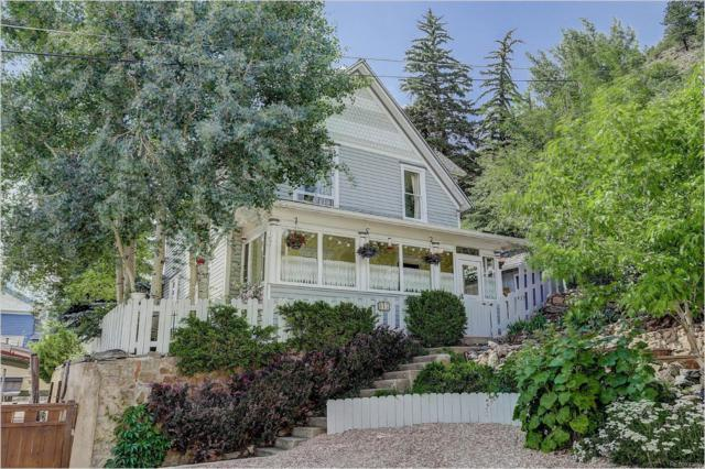 417 15th Avenue, Idaho Springs, CO 80452 (#1947018) :: 5281 Exclusive Homes Realty