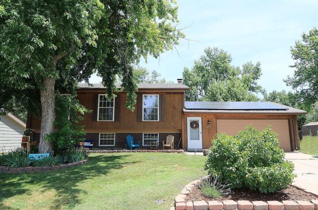 3674 S Moore Street, Lakewood, CO 80235 (#1947354) :: The Heyl Group at Keller Williams