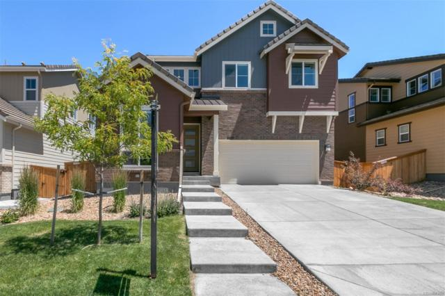 11032 Big Stone Circle, Parker, CO 80134 (#1947357) :: Colorado Home Finder Realty