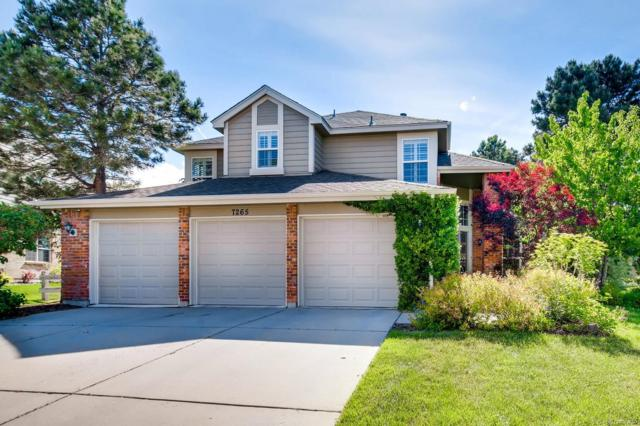 7265 Middleham Place, Castle Pines, CO 80108 (MLS #1947687) :: Bliss Realty Group