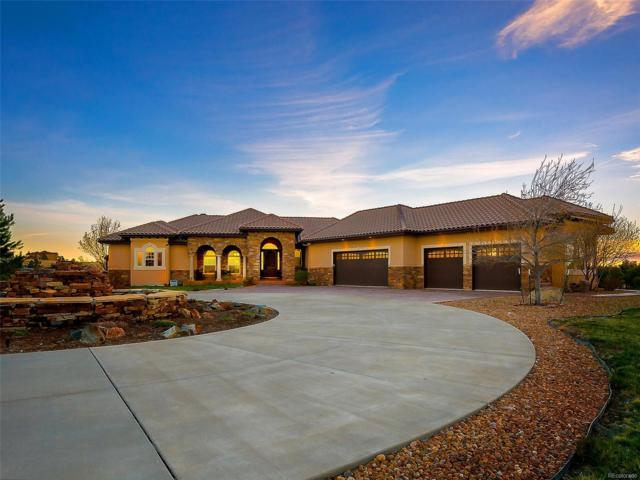 47397 Conifer Circle, Parker, CO 80138 (#1948522) :: The Dixon Group