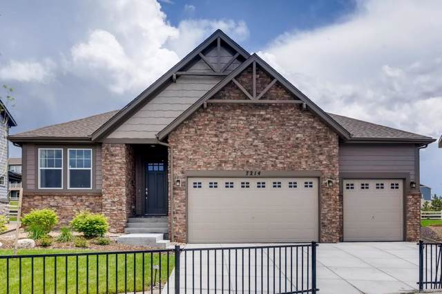 1161 Homestead Road, Erie, CO 80516 (#1948549) :: The Heyl Group at Keller Williams
