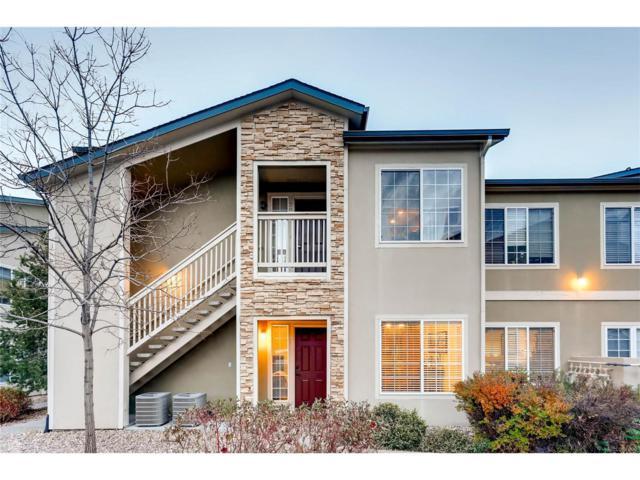 10091 E Carolina Drive #101, Denver, CO 80247 (MLS #1948686) :: 8z Real Estate