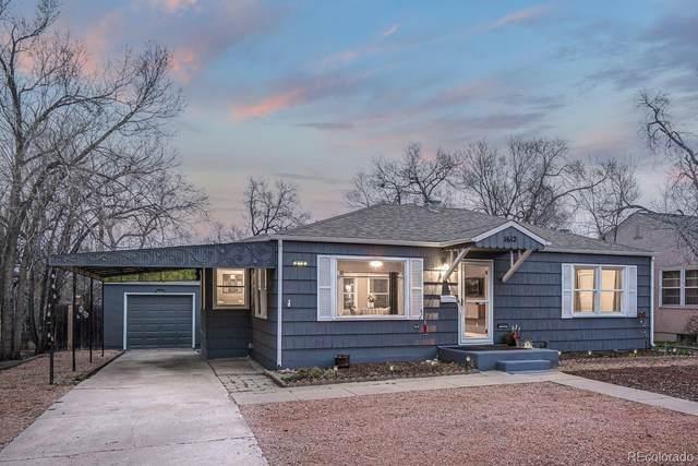 1612 Palmer Park Boulevard, Colorado Springs, CO 80909 (#1948706) :: Finch & Gable Real Estate Co.