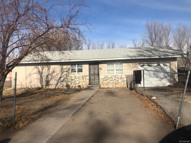 1009 10th Street, Alamosa, CO 81101 (#1949238) :: The Heyl Group at Keller Williams