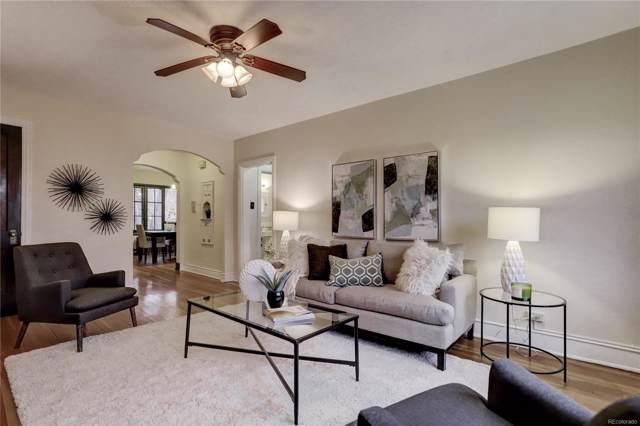 1138 E 14th Avenue #10, Denver, CO 80218 (#1949244) :: Mile High Luxury Real Estate