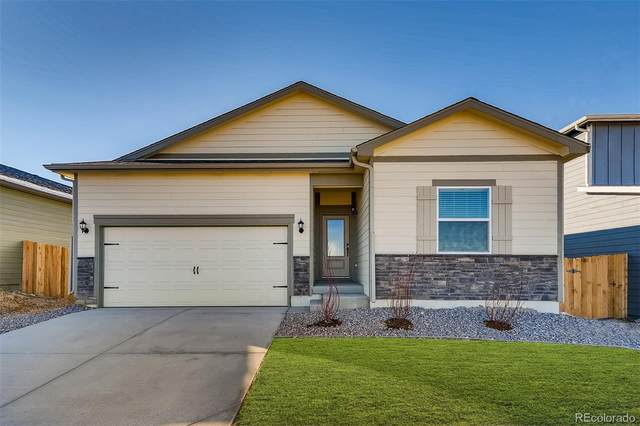 18161 E 89th Place, Commerce City, CO 80022 (#1949516) :: Own-Sweethome Team