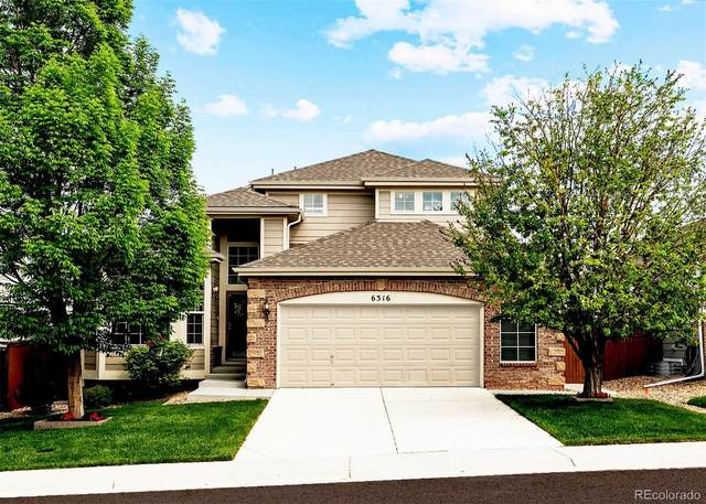 6316 S Miller Court, Littleton, CO 80127 (#1949698) :: The Griffith Home Team