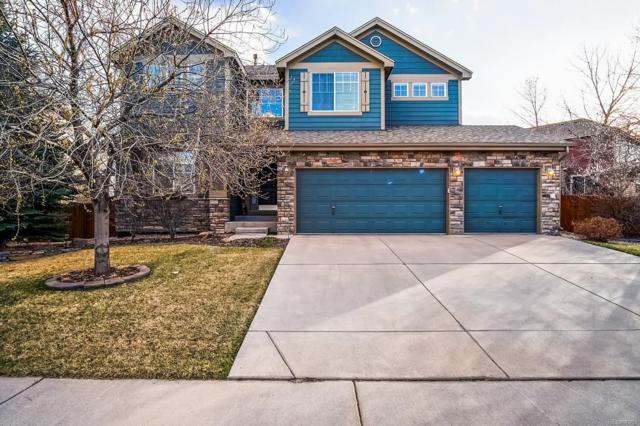 16600 Firebrick Drive, Parker, CO 80134 (#1949704) :: The Pete Cook Home Group