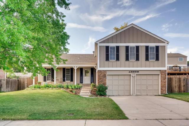 12608 W Layton Place, Morrison, CO 80465 (MLS #1949992) :: 8z Real Estate