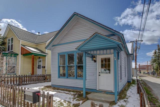 113 E 9th Street, Leadville, CO 80461 (#1950001) :: The DeGrood Team