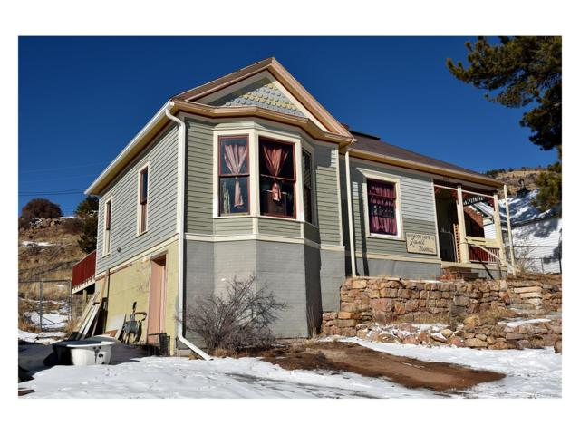 225 S 6th Street, Victor, CO 80860 (MLS #1950028) :: 8z Real Estate