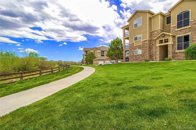 17389 Nature Walk Trail #304, Parker, CO 80134 (#1950330) :: Compass Colorado Realty