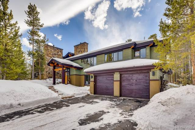 1745 Red Hawk Road, Silverthorne, CO 80498 (#1950383) :: Colorado Home Finder Realty