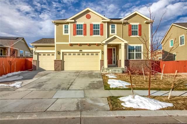 10063 Isle Street, Parker, CO 80134 (MLS #1950600) :: Kittle Real Estate