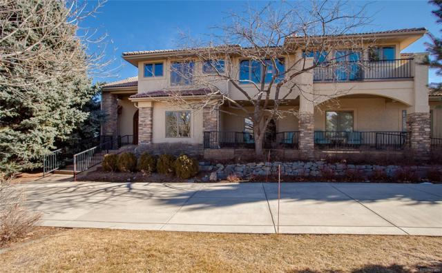 5640 Bellaire Court, Greenwood Village, CO 80121 (#1951219) :: Structure CO Group