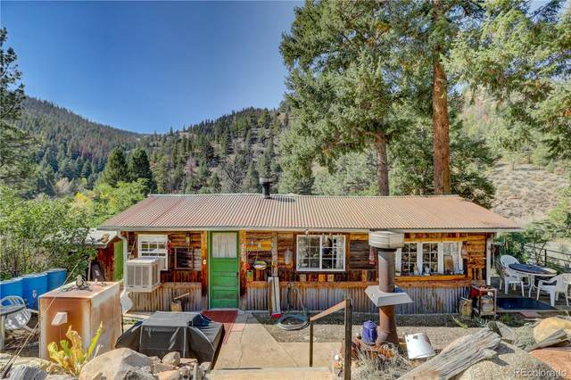 17465 County Road 96, Conifer, CO 80433 (#1951637) :: The DeGrood Team