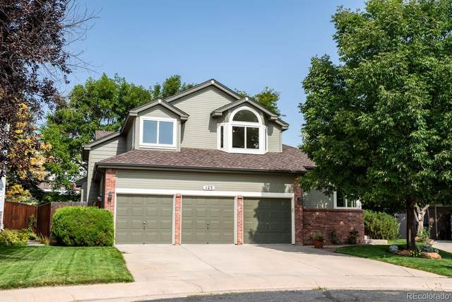 123 Skyview Court, Louisville, CO 80027 (MLS #1952064) :: 8z Real Estate
